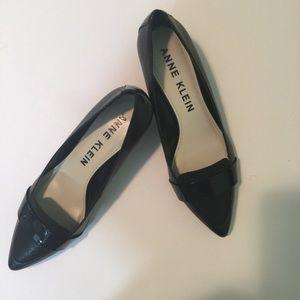 Anne Klein Black Pump Shoes Size 10